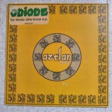 Discos de vinilo: MAXI SINGLE AZTLAN ONIONZ. Lote 165872086