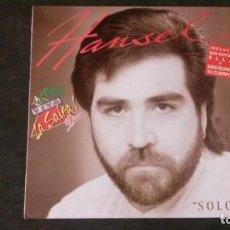 Discos de vinilo: LP-HANSEL Y LA ORQUESTA CALLE OCHO-SOLO-1989-MUSICA SALSA. Lote 173727994