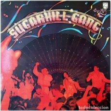 Discos de vinilo: SUGARHILL GANG - SUGARHILL GANG (ESPAÑA, 1980). Lote 165875690