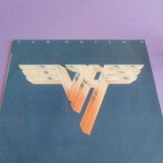 Discos de vinilo: GENIAL LP. VAN HALEN II- AÑO 1979. SELLO WB S 90.133. INCLUYE ENCARTE.. Lote 165891778