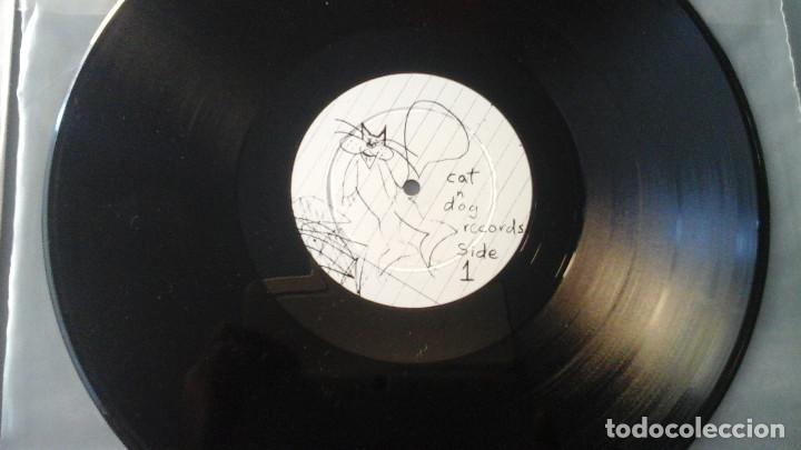Discos de vinilo: Rick Derringer In Concert - Live at Angel Stadium 1976 - LP Bootleg Cat n Dog Records USA - Foto 2 - 165892102