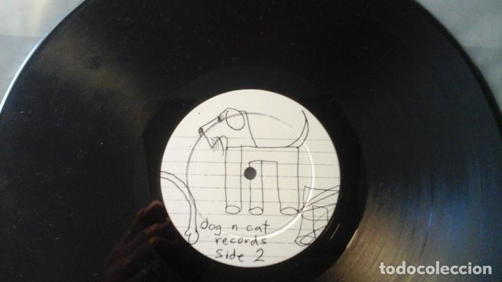 Discos de vinilo: Rick Derringer In Concert - Live at Angel Stadium 1976 - LP Bootleg Cat n Dog Records USA - Foto 3 - 165892102