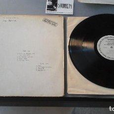 Discos de vinilo: IAN HUNTER - ALL AMERICAN ALLIEN BOY - DEMO LP -- DEMOSTRATION - ADVANCE PROMOTION WHITE LABEL. Lote 165892814