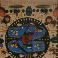 Discos de vinilo: LP. NO ME PISES QUE LLEVO CHANCLAS. ESTAMOS MU CONTENTOS. (P/B72). Lote 165894934