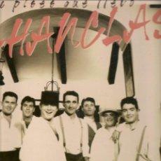 Discos de vinilo: LP. NO ME PISES QUE LLEVO CHANCLAS. MELODÍAS DE ADOBO. (P/B72). Lote 165895070