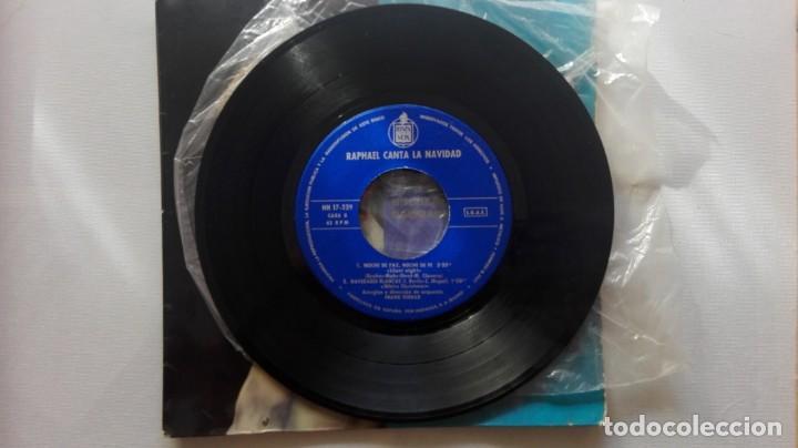 Discos de vinilo: DISCO DE RAPHAEL CANTA LA NAVIDAD... - Foto 4 - 165895650