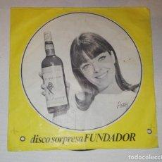 Discos de vinilo: DISCO SORPRESA FUNDADOR.. Lote 165899222