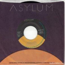Discos de vinilo: TEDDY PENDERGRASS - LOVE 4/2 / ONE OF US FELL IN LOVE (SINGLE USA, ASYLUM 1985). Lote 165919326