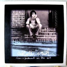 Discos de vinilo: ELLIOTT SMITH.FROM A BASEMENT ON THE HILL...DOBLE LP...RARO. Lote 165929102