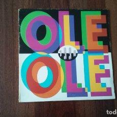 Discos de vinilo: OLE OLE-1990.LP. Lote 165935690