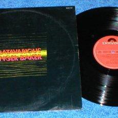 Discos de vinilo: GINGER BAKER SPAIN LP 1972 STRATAVARIOUS JAZZ FOLK AFRO BEAT MUY BUEN ESTADO RARO !! LEER !!. Lote 165948154