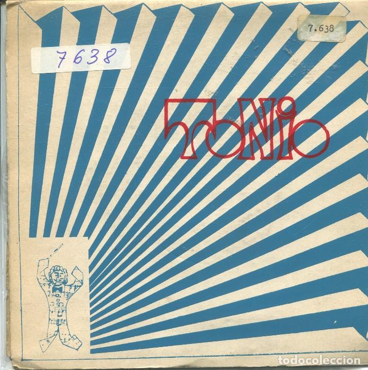 TONIO / BARRERAS Y MURALLAS / CARIÑO + 2 (EP 1969) (Música - Discos de Vinilo - EPs - Grupos Españoles 50 y 60)