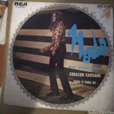 Disques de vinyle: NADA - CANTA EN ESPAÑOL. CORAZON CANSADO. Lote 165953844