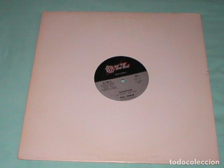 Discos de vinilo: FULL FORCE 12 USA MAXI 33 rpm TURN YOU ON GROOVIN 1980 DAZZ REC FUNK SOUL DISCO Importación Leer !! - Foto 4 - 165955050