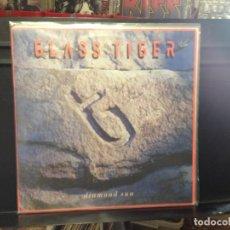 Discos de vinilo: BLASS TIGER - DIAMOND SUN / ALBUM LP VINILO 1988 CON INSERT. MADE IN SPAIN. NM / NM . Lote 165967310