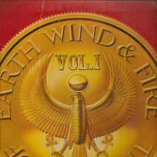 Discos de vinilo: LP. THE BEST OF EARTH , WIND & FIRE. VOL 1. DOBLE CARPETA. (P/B72). Lote 165976594