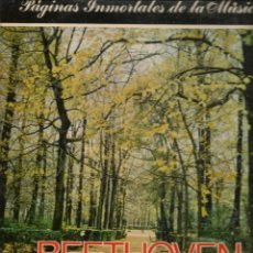Discos de vinilo: LP. BEETOVEN. SINFONIA 7. (P/B72). Lote 165977490