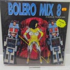 Disques de vinyle: DISCO VINILO 2LP BOLERO MIX 8. Lote 165977902