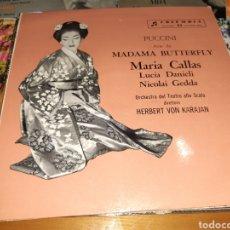Discos de vinilo: DISCO VINILO SINGLE MARIA CALLAS. Lote 165986942