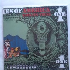 Discos de vinilo: FUNKADELIC AMERICA EATS ITS YOUNG 2 LPS. Lote 165992262