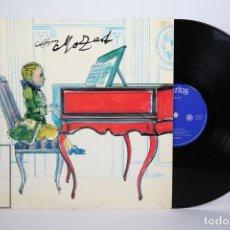 Discos de vinilo: DISCO LP DE VINILO - WOLFGANG MOZART / SINFONIA Nº 40, SERENATA Nº 13 - EDIGSA - AÑO 1979. Lote 165995905