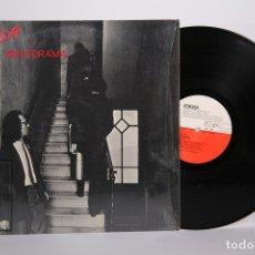 Discos de vinil: DISCO LP DE VINILO - JAUME SISA & MELODRAMA - EDIGSA - AÑO 1979. Lote 165996186