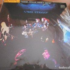 Discos de vinilo: DOBLE LP 1971 CROSBY , STILLS, NASH & YOUNG . Lote 166018202