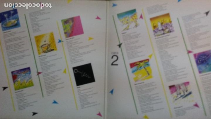 Discos de vinilo: ANTONIO Y CARMEN -LP -LOS HIJOS DE ROCIO DURCAL Y JUNIOR - Foto 3 - 166020006