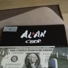 Discos de vinilo: ALAN COOP POP ROCK BILBAO. Lote 166021850