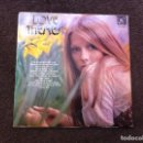 Discos de vinilo: LOVE THEMES AND LOVE SONGS (LP) 1972, ENGLAND. Lote 166022714