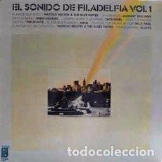 Discos de vinilo: VARIOUS - EL SONIDO DE FILADELFIA VOL. 1 (LP, COMP) LABEL:PHILADELPHIA INTERNATIONAL RECORDS CAT#: . Lote 166025850