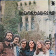 Discos de vinilo: VINILO MOCEDADES-5. Lote 166039749