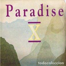 Discos de vinilo: PARADISE X - 2 MUCH (ESPAÑA,1990). Lote 166051750