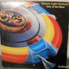 Discos de vinilo: ELECTRIC LIGHT ORCHESTRA - OUT OF THE BLUE. 2 LPS. Lote 166066650
