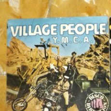Discos de vinilo: VILLAGE PEOPLE EP´S EN BUEN ESTADO. Lote 166068458