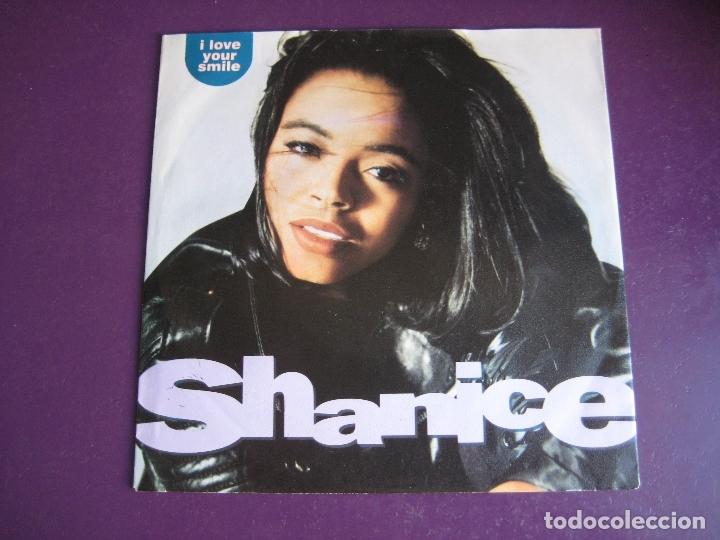 SHANICE ?SG MOTOWN 1991 - I LOVE YOUR SMILE +1 HIP HOP FUNK DISCO - A ESTRENAR (Música - Discos - Singles Vinilo - Rap / Hip Hop)