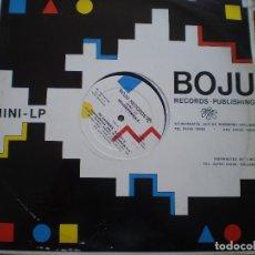 Discos de vinilo: MINI LP. HOUSE POWER 2. JOADD - SOUL TRAIN GANG - DE GABBERS. Lote 166089490
