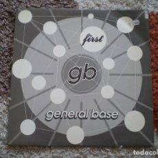 Discos de vinilo: LP. GENERAL BASS. TH. KUKULA. . Lote 166089962
