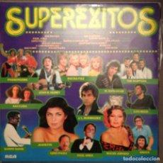 Discos de vinilo: SUPEREXITOS : HUMET, LOU REED, ROCIO JURADO, LO AMAYA, JEANETTE, EL PUMA, PAUL ANKA. Lote 166104162