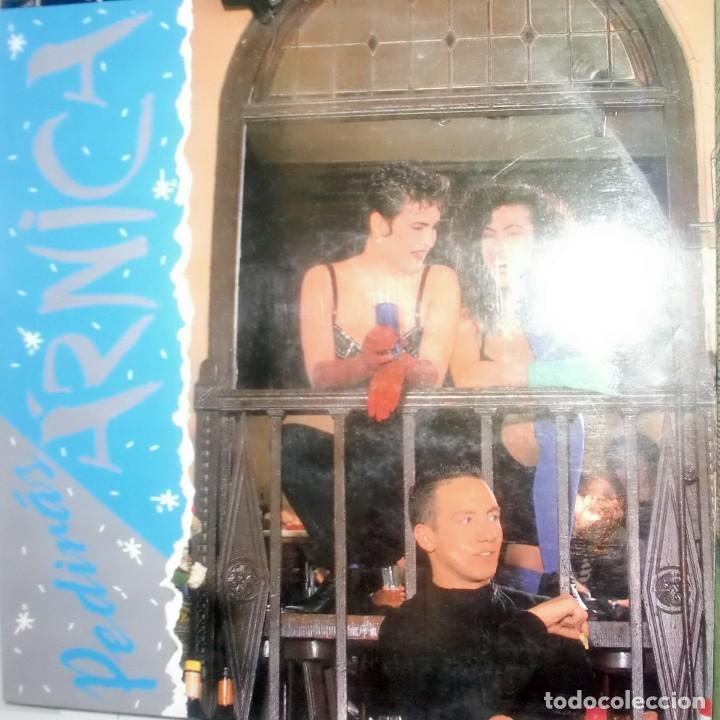 PEDIRAS ARNICA - MISMO TITULO LP 1988 SPAIN (Música - Discos - LP Vinilo - Grupos Españoles de los 70 y 80)