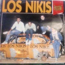 Discos de vinilo: LOS NIKIS - HEROES DE LOS 80 LP SPAIN 1991. Lote 166140250