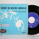 Discos de vinilo: DISCO EP DE VINILO - FERNANDEL / LE SECRET DE MAITRE CORNILLE - DECCA - 1961 FRANCIA. Lote 166141466