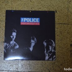 Discos de vinilo: THE POLICE THEIR GREATEST HITS. Lote 166148170