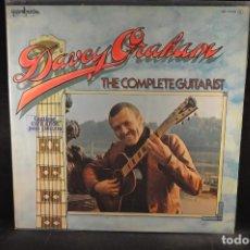 Discos de vinilo: DAVEY GRAHAM - THE COMPLETE GUITARIST - LP. Lote 166164685
