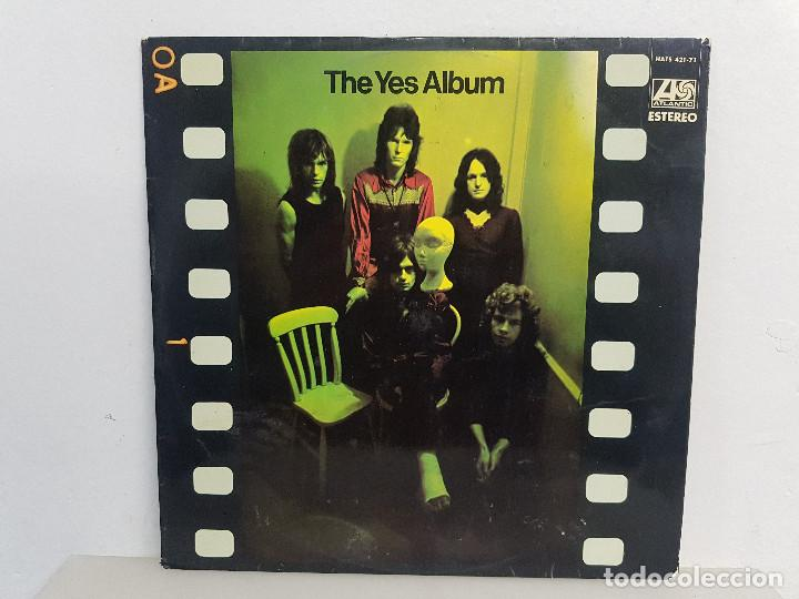 YES ‎– THE YES ALBUM / VINYL, LP, ALBUM (Música - Discos - LP Vinilo - Rock & Roll)