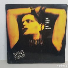 Discos de vinilo: LOU REED ‎– ROCK N ROLL ANIMAL / VINYL, LP. Lote 166176502