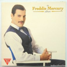 Disques de vinyle: FREDDIE MERCURY -THE FREDDIE MERCURY ALBUM. Lote 166183158
