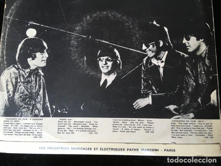 Discos de vinilo: THE BEATLES - REVOLVER - 1966 - FRANCIA - Foto 4 - 166159398