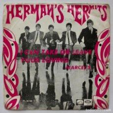 Discos de vinilo: HERMAN'S HERMITS, I CAN TAKE OR LEAVE (LA VOZ DE SU AMO-EMI 1968). Lote 166213570