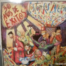Discos de vinilo: LOS TOREROS MUERTOS - 30 AÑOS DE EXITOS. Lote 195429600